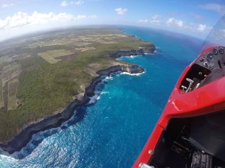 Guadeloupe-ULM
