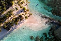 Plage-de-la-caravelle-en-Guadeloupe