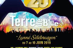 Affiche du festival TDB 2019