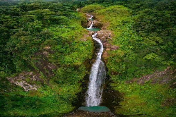 Leschutes du Carbetdemeurent parmi les plus belles et les plus impressionnantes des Petites Antilles.