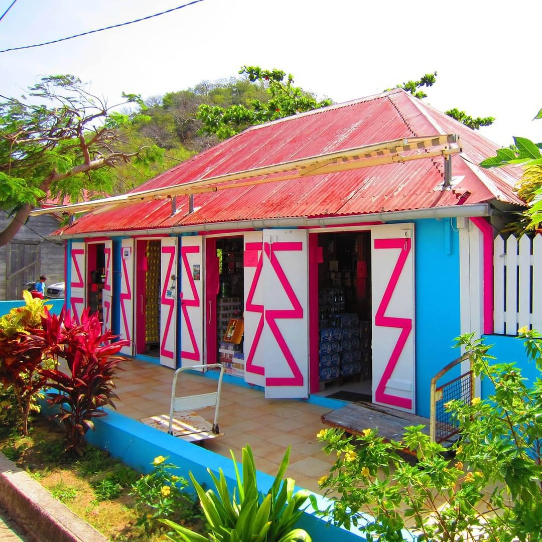 Habitation des Saintes en Guadeloupe