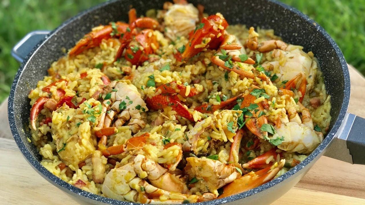 Matété de crabes, plat traditionnel de Guadeloupe durant les fêtes de Pâques