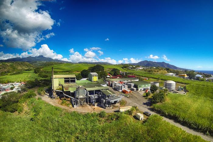 Distillerie Bologne en Guadeloupe ,terre mondialement connue pour son rhum