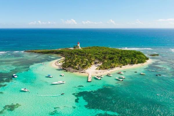 l'îlet du Gosier, petite merveille incontournable de Guadeloupe