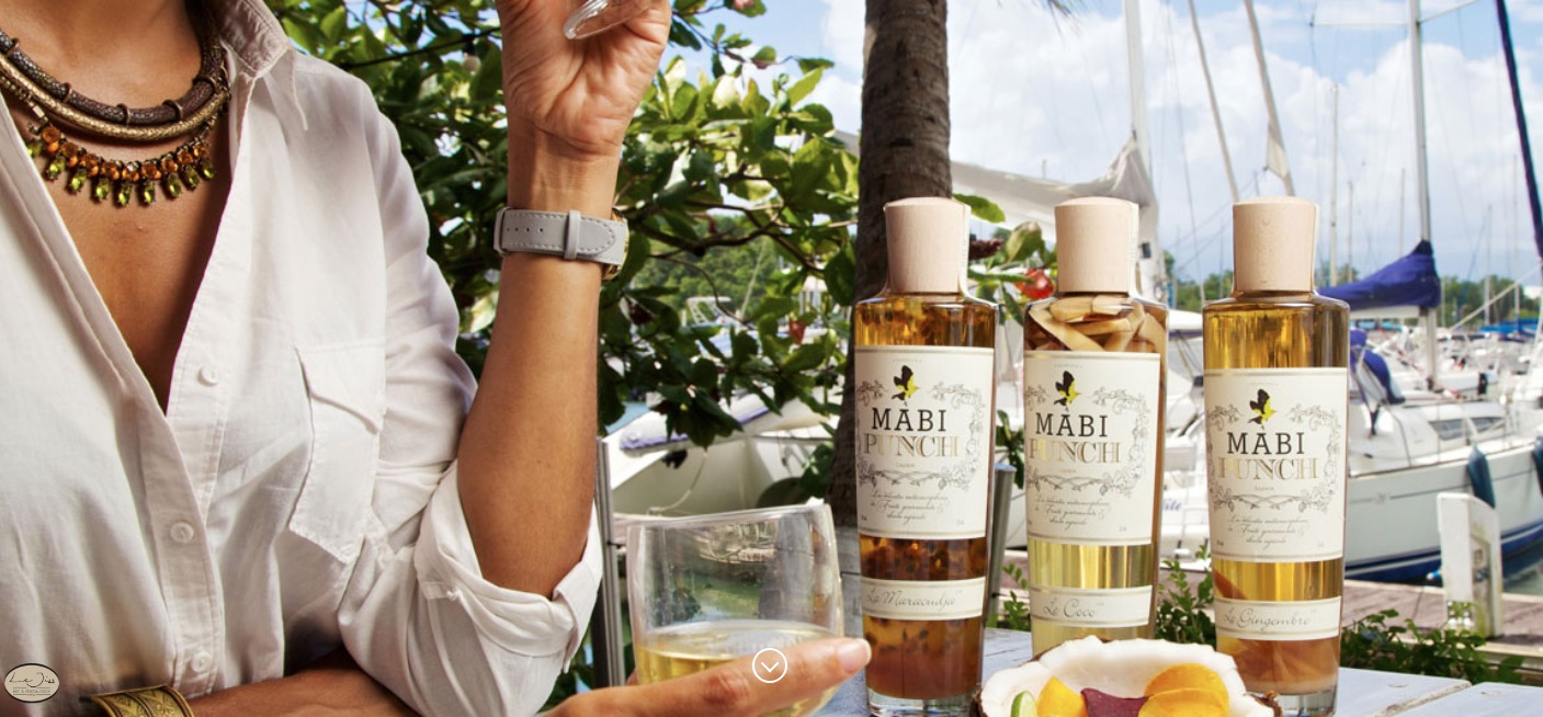 Mabi, le punch 100% Made In Guadeloupe