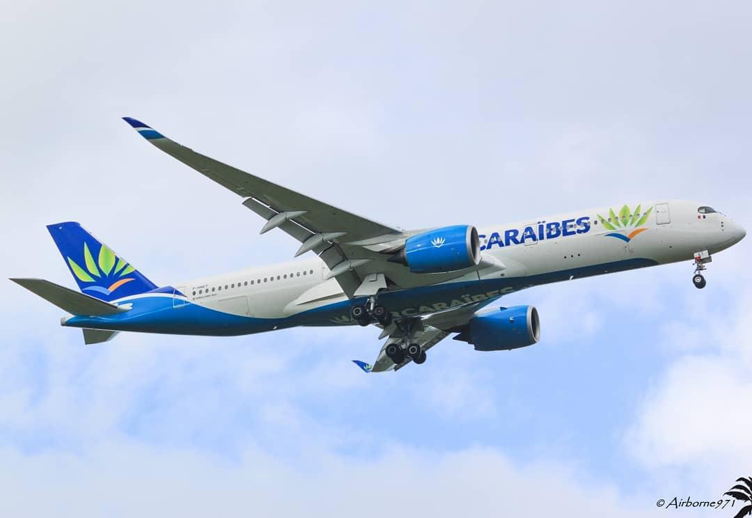 Air Caraïbes la lokal Touch